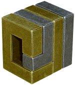 Coil - 3D метален пъзел -