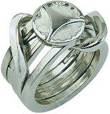 Ring II - 3D метален пъзел -
