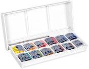 """Акварелни бои - Sketchers' Pocket Box - Комплект от 12 цвята и четка от серията """"Cotman"""""""