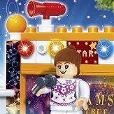 Музикална сцена - Детски конструктор - играчка