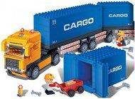 Камион - Детски конструктор -