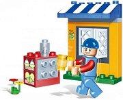 Магазин за сладолед - Детски конструктор -