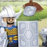Рицар - Детски конструктор - играчка
