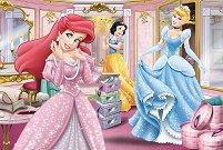 """Подготовка за бала на принцесите - От колекцията """"Принцесите на Дисни"""" - пъзел"""