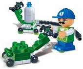 Градинар - Детски конструктор - играчка