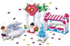Сватбена церемония - Детски конструктор - играчка