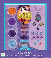 Създай сама бижута - С перли и звезди - Творчески комплект - играчка