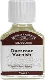 Дамаров лак за маслени бои - Шишенце от 75 ml