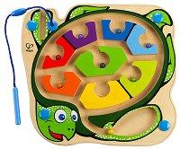Лабиринт - Морска контенурка - играчка
