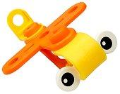 """Самолет - Детски конструктор от серията """"Build & Play"""" -"""