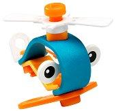 """Хеликоптер - Детски конструктор от серията """"Build & Play"""" -"""