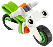 """Мотор - Детски конструктор от серията """"Build & Play"""" -"""