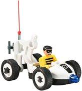 """Полицейски комплект - Детски конструктор от серията """"Build & Play"""" -"""