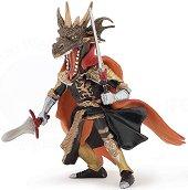 Човекът - Огнен дракон - Фигура от серията Фентъзи - фигура