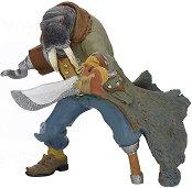 """Пиратът - Морж - Фигура от серията """"Пирати"""" - фигура"""