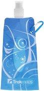 Сгъваема бутилка - Design Blue