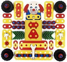 """Детски конструктор - Basic Set 2 - От серията """"Technico"""" - играчка"""