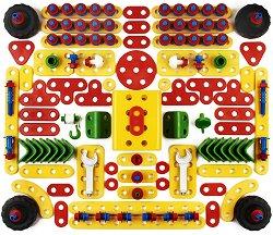 """Детски конструктор - Maxi Set 2 - От серията """"Technico"""" -"""
