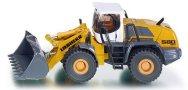 Четиричелен багер - Liebherr 580 - Метална играчка - играчка
