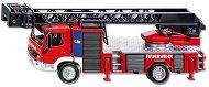 """Противопожарен камион - Mercedes Atego - Метална играчка от серията """"Super: Emergency rescue"""" -"""