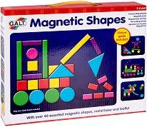 """Магнитна мозайка с дъска - От серията """"Играй и учи"""" - играчка"""
