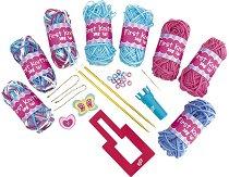 Първи стъпки в плетенето - играчка