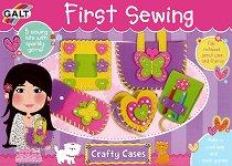 Първи стъпки в шиенето - Творчески комплект - играчка