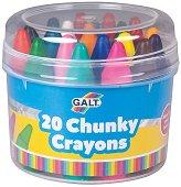 Пастели - Комплект от 20 цвята