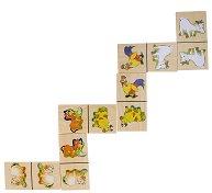 Детско домино - Домашните животни -