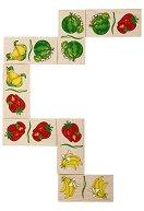 Детско домино - Плодчета -