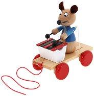 Мишле с ксилофон - играчка