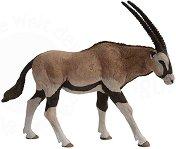 """Източноафрикански орикс - Фигура за игра от серията """"Диви животни"""" -"""
