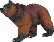 """Кафява мечка - Фигура от серията """"Животните в гората"""" -"""