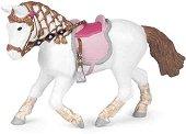 """Бяло пони - Фигура от серията """"Коне"""" -"""