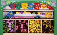Направи сама - Бижута с цветя - Творчески комплект - играчка