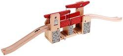 Подвижен мост - Дървена играчка -