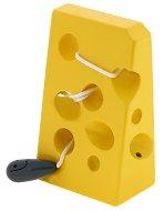 Сиренце и мишка - Дървена играчка за нанизване - играчка