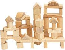 Дървен конструктор - играчка