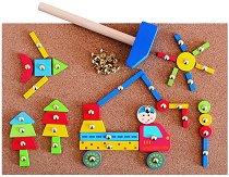 Дървен конструктор - Превозните средства -