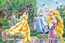 """Разходка преди бала на Принцесите - От колекцията """"Принцесите на Дисни"""" - пъзел"""