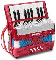 Акордеон със 17 клавиша -