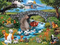 Животните от света на Дисни -