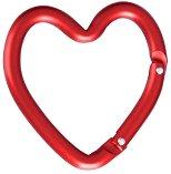 Ключодържател-карабинер - Сърце