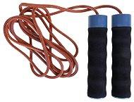 Кожено въже за скачане -