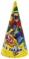 Картонена шапка - С тебе е голям купон - Парти аксесоар - играчка