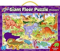 Динозаври - Голям детски пъзел - пъзел