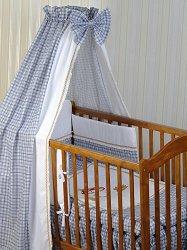 Спален комплект за бебешка люлка - Duet Forest -
