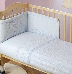 Спален комплект за бебешко креватче - New Eko -