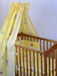Бебешки спален комплект от 2 части - Hit - 100% памук за матраци с размери 60 x 120 cm и 70 x 140 cm -
