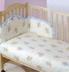 Спален комплект за бебешко креватче - Butterfly Happy -